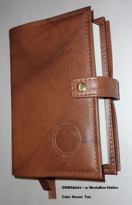 Image of Deluxe Double Cover w/ Medallion Holder